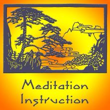 Meditation Instruction Class List