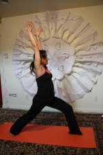 Seka Siprit Fire Yoga The Sacred Shadow Self Opening Night