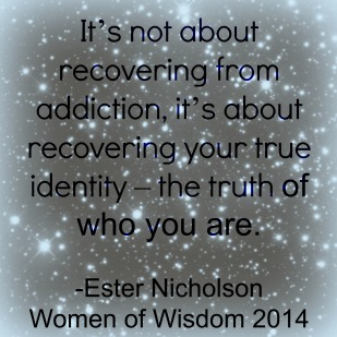 Ester Quote Addiction