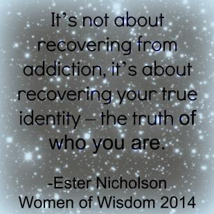 Ester Quote Addiction